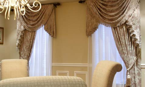 Custom Drapes And Window Covering Ontario Canada H