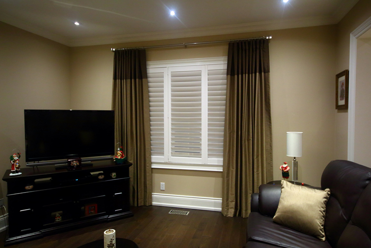 Custom Window Treatments in Toronto